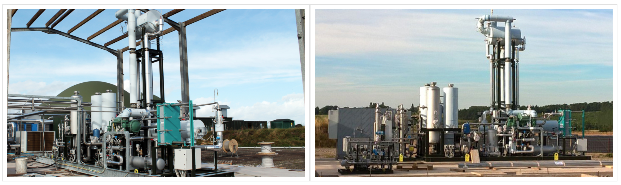 BRIGHT BIOMETHANE - CO2 Recovery