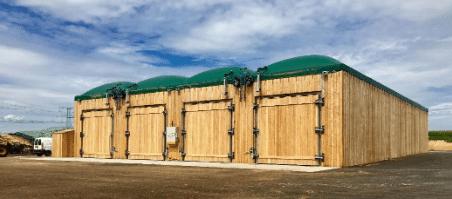Naskeo Environnement - voie sèche discontinue
