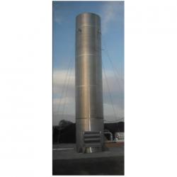 IG BIOGAS - Enclosed Biogas Flare