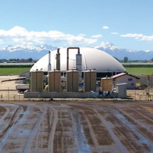 ELIOPIG - Installations de biogaz et biométhane