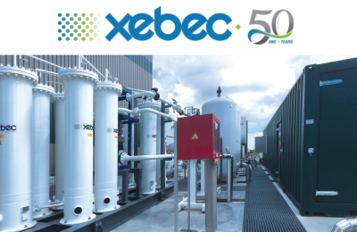 Xebec Leads the Way in Biogas Upgrading – Multi-Million Dollar Orders from France, Italy & China