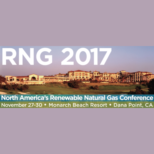 RNG 2017 Fuel Heat Power and Policy Conference