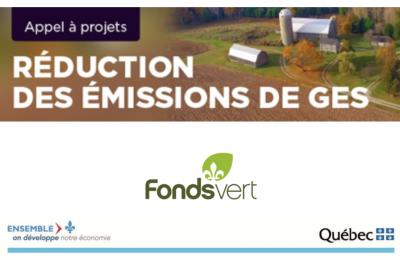 Appels de projets du Gouvernement du Québec visant la réduction des GES – Évaluez gratuitement le potentiel de votre projet avec notre calculatrice !