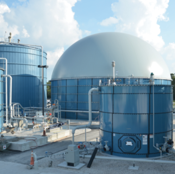 CST Storage - Aquastore: Glass-Fused-To-Steel Liquid Storage Tanks