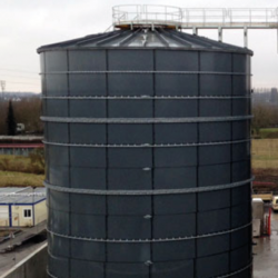 APRO INDUSTRIE - bolted metallic tanks