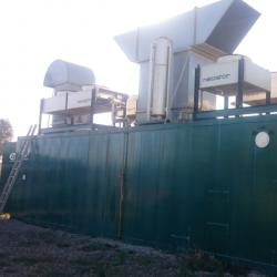BIOKONA - Installation de cogénération biogaz 250kWe