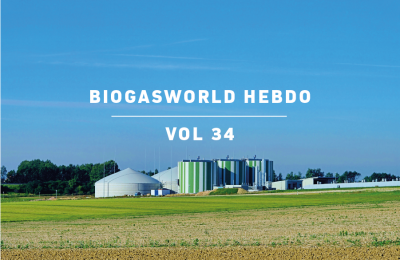 BiogasWorld Hebdo Vol 34