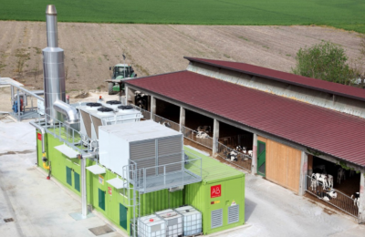 Electricity and heat production from biogas CHP: discover technologies