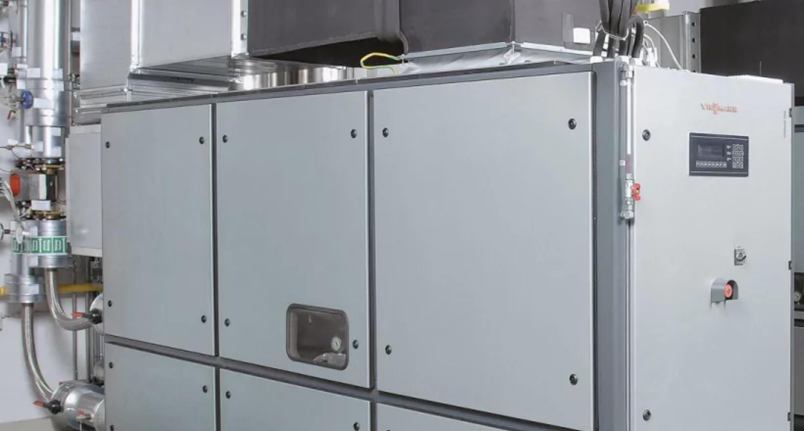 Viessmann - Unités de cogénération jusqu'à 530 kWel et 660 kWth