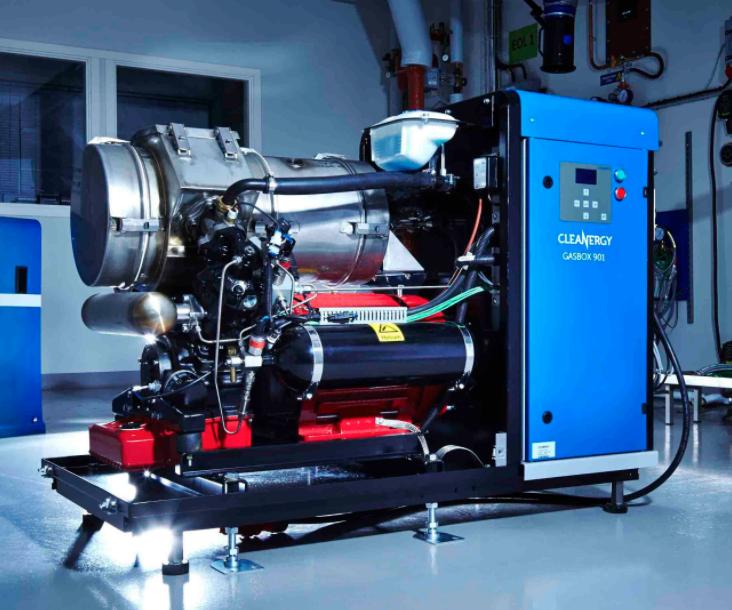 Westech - Générateur de biogaz Cleanergy Gasbox
