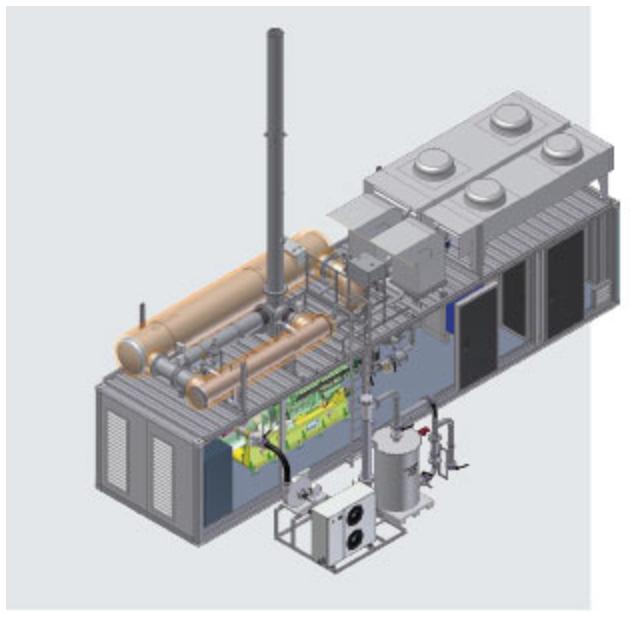 ETW Energie -turkey biogas CHP solutions