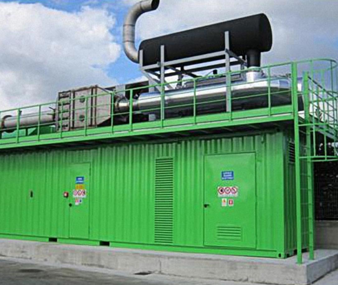 MTM Energia - Biogas CHP plants