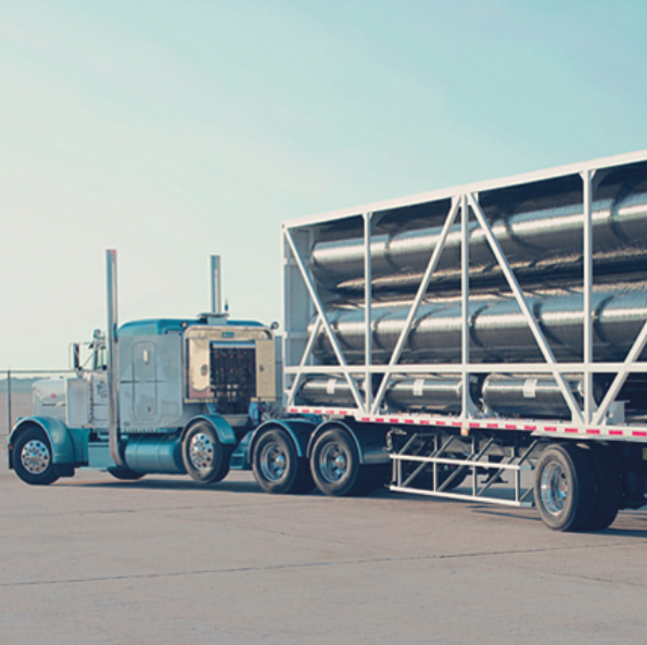 HEXAGON LINCOLN - TITAN® bulk transportation of natural gas