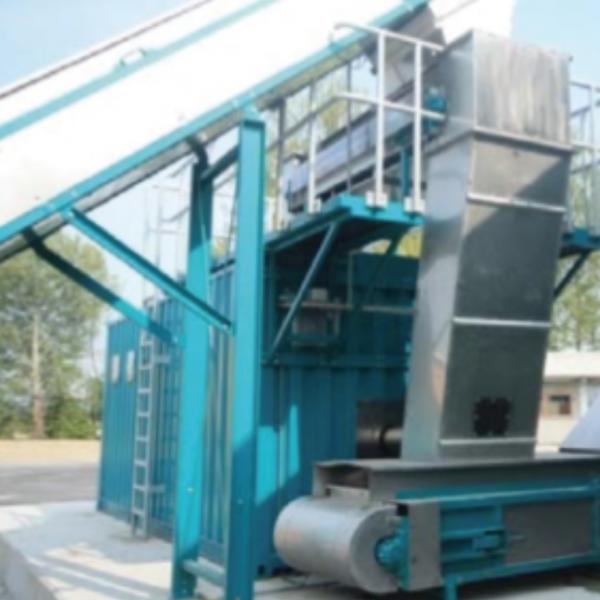 BTS Biogas - Biogas pretreatment (BIOaccelerator & BIOseparator)