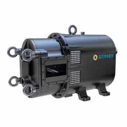 BÖERGER - The ONIXline Rotary Lobe Pump