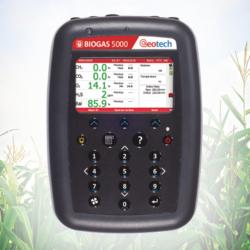 GEOTECH - Biogas 5000 Analyseur portable de biogaz