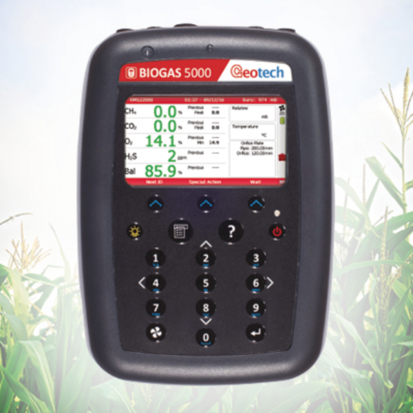 GEOTECH - Biogas 5000