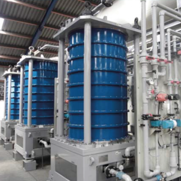 BKT - FMX: Anti-fouling Membrane Filtration System