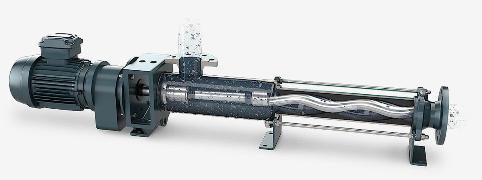 Pompe à rotor NEMO® BY