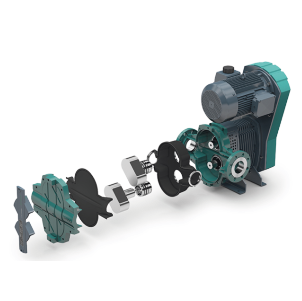 POMPACTION - TORNADO® Industrial Rotary Lobe Pumps