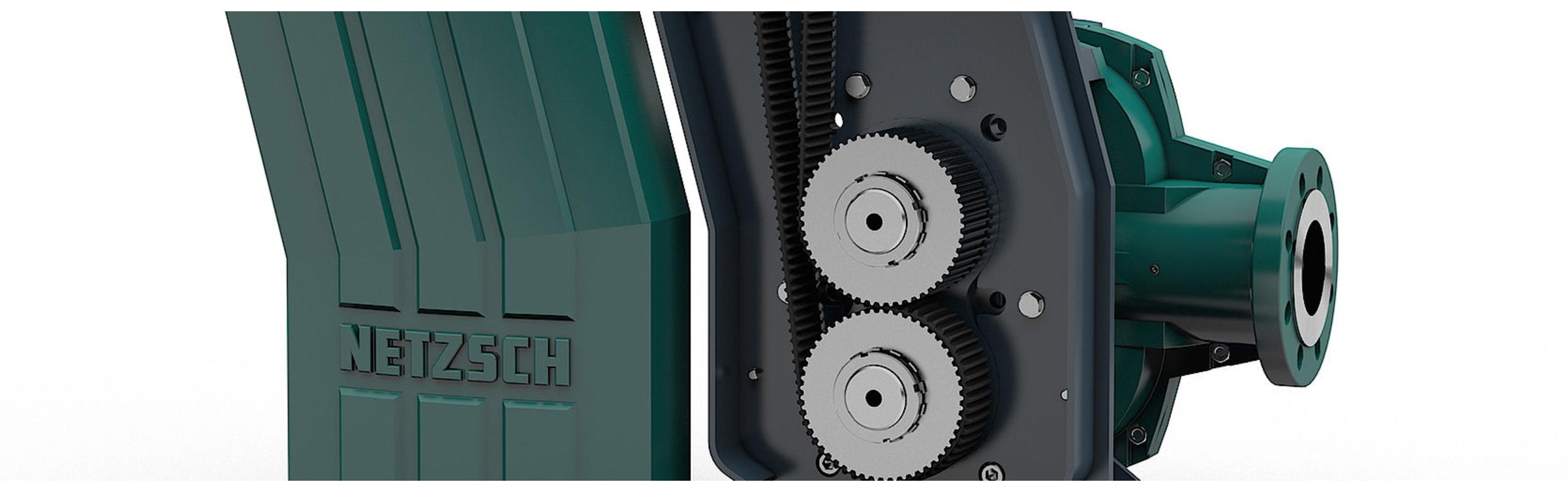 TORNADO® Industrial Rotary Lobe Pumps by NETZSCH