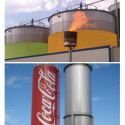 HydroThane - Torchères biogaz
