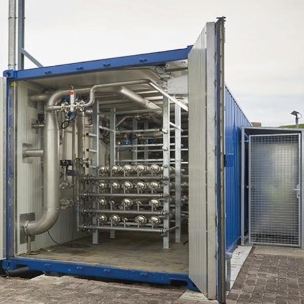 ENVOR PROTECH - Purification du biogaz