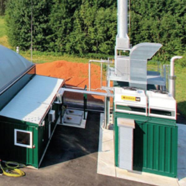 BEKON - Équipements de traitement biologique des déchets organiques