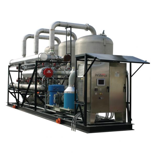 WILLEXA ENERGY - Système de réduction des siloxanes