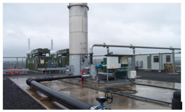 UFGB Gas Booster Range