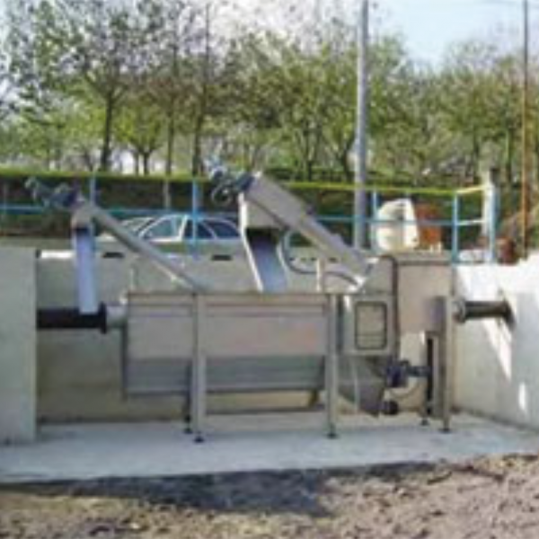 DRYCAKE - DCO: Screening, Grit Separation and FOG Removal (DCO combined treatment systems)