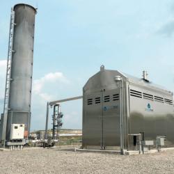 GraniteFuel - Siloxane Removal System (SRT)
