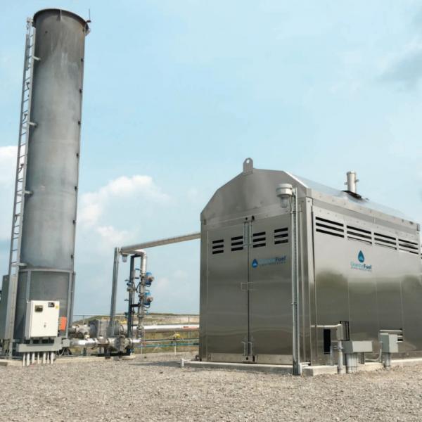 GraniteFuel - Système d'élimination du siloxane