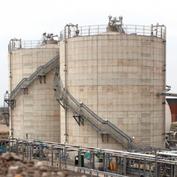 BALMORAL TANKS - Concrete tanks: digestore®