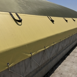 Sustainable Generation - SG Bunker™ System With GORE® Covers