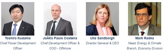 speakers of GPEX 2018 Summit