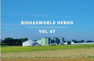 BiogasWorld Weekly Vol 47