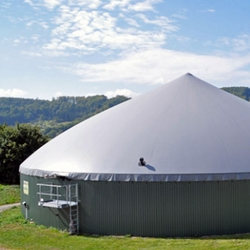 JOG Waste To Energy - Double Membrane Biogas Balloon /Biogas Holder