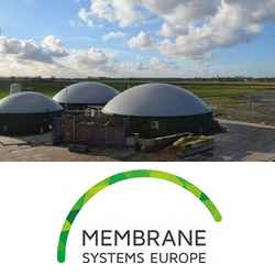 Double Membrane Cover by membrane systems europe