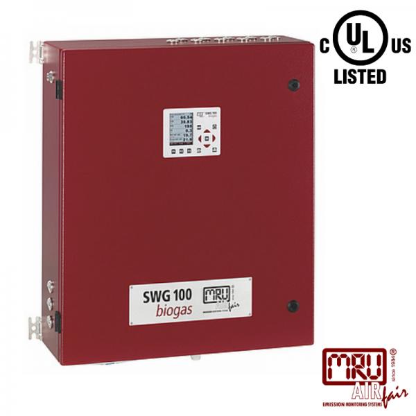SWG 100 Biogas Analyzer - now UL Certified (1)
