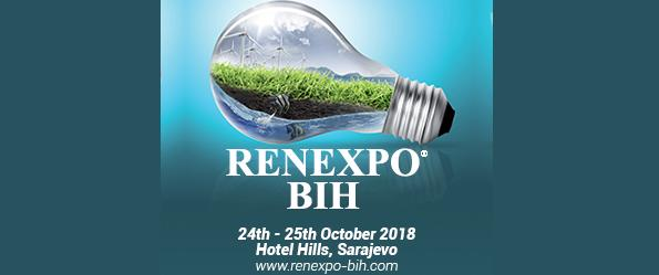 RENEXPO® BIH: International platform for water, energy and environment