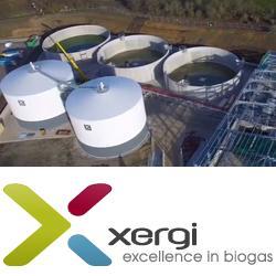 Xergi biogas plant