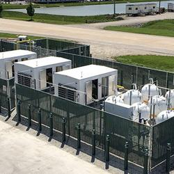 Fleet conversion to natural gas