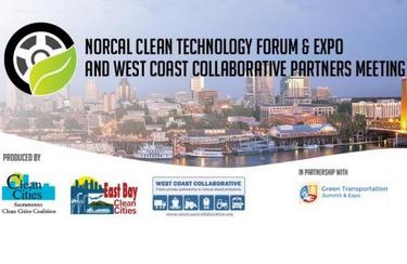 NorCal Clean Technology Forum & Expo and West Coast Collaborative Partners Meeting