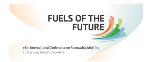 Fuels of the future Conference logo