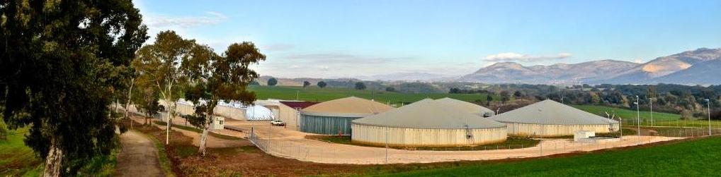 Envitec Biogas Plant