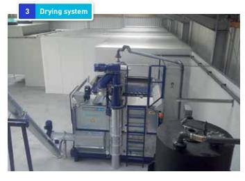 Dorset - Full-Nutrient Recovery System - Drying Systems
