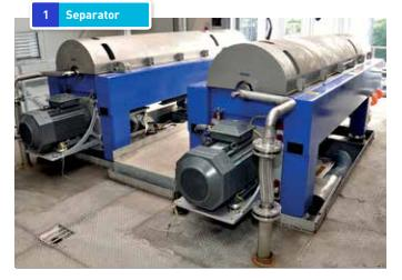 Dorset - Full-Nutrient Recovery System - Separator