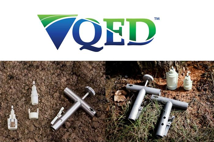 QED Environmental Systems announces the arrival of the new En Core® soil sampler for the global market