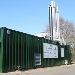 greenmac-Système à petite échelle Bio-Up